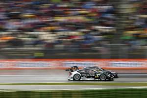 #8 Christian Vietoris, Mercedes-AMG C 63 DTM
