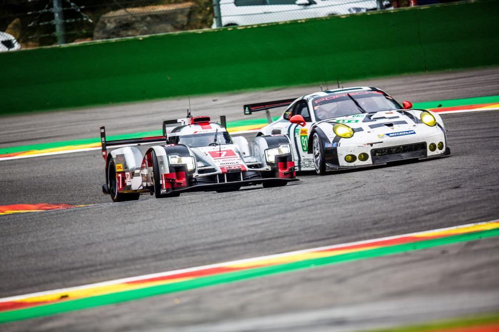 Analyse Fia Wec Spa Vorsprung Durch Entwicklung Racingblog