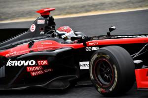 Super Formula Okayama 2015 Joao Paulo de Oliveira