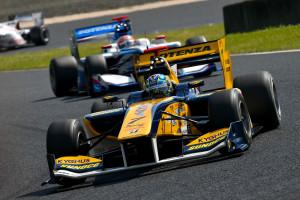 Super Formula Okayama 2015 Ryo Hirakawa
