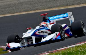 Super Formula Okayama 2015 Takashi Kogure