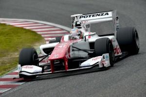 Super Formula Suzuka 2015 Narain Karthikeyan 2