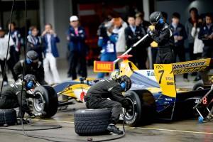 Super Formula Suzuka 2015 Ryo Hirakawa