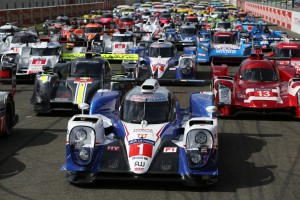 Le Mans Test Day