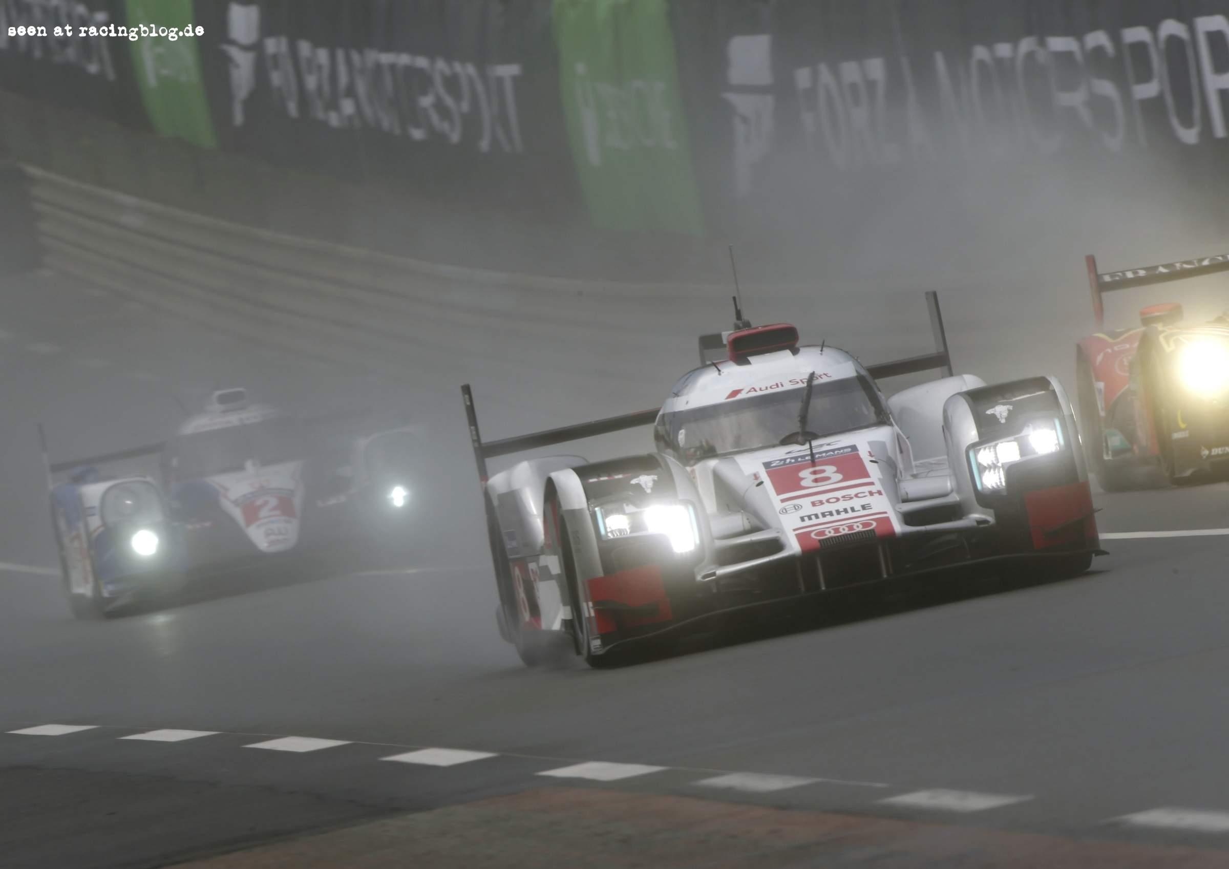 WEC: 24h Rennen Le Mans 2015 - Strategie und letzte Infos