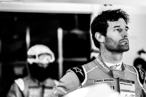 Mark Webber - Le Mans 24 Hours at Circuit Des 24 Heures - Le Mans - France