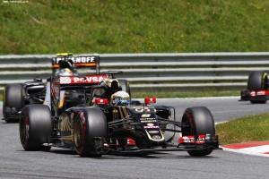 Motor Racing - Formula One World Championship - Austrian Grand Prix - Race Day - Spielberg, Austria