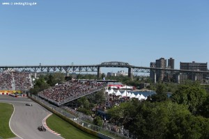 Motor Racing - Formula One World Championship - Canadian Grand Prix - Qualifying Day - Montreal, Canada