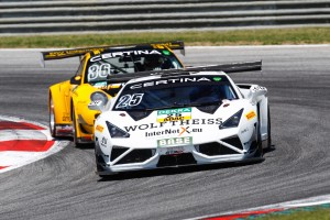 Motorsports / ADAC GT Masters, 2. Lauf 2015, Red Bull Ring, AUT