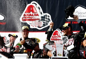 NASCAR Sprint Cup Series Axalta 'We Paint Winners' 400
