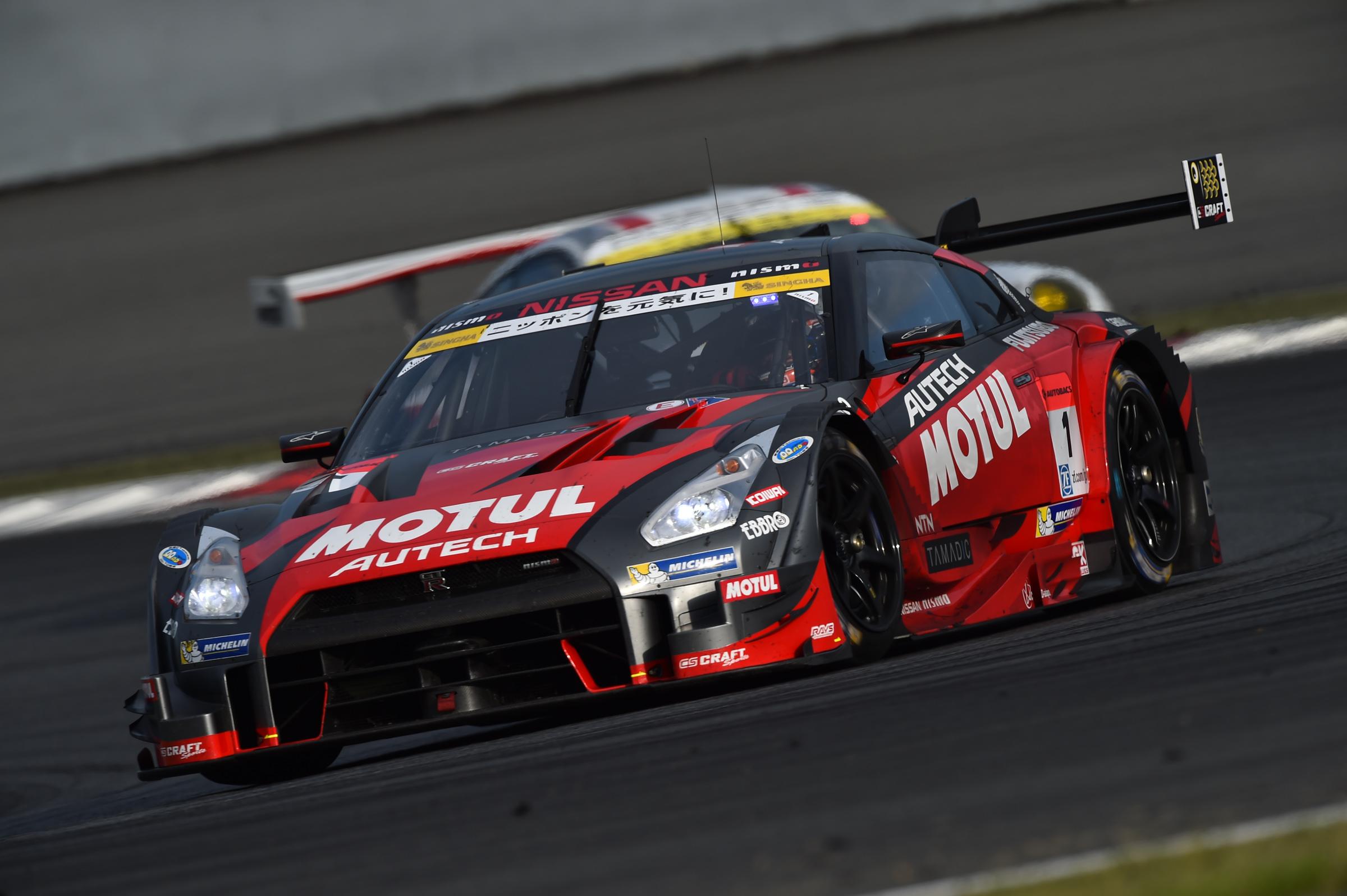 Super Gt Fuji 2015 Motul Autech Gt R Racingblog