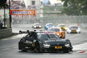 Motorsports: DTM race Norisringring