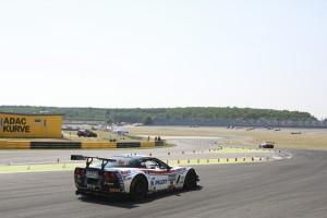 Motorsports / ADAC GT Masters, 4. Lauf 2015, Eurospeedway Lausitz, GER