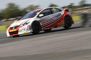 Matt Neal (GBR) Honda Racing Team Honda Civic Type-R