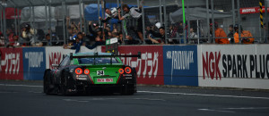 Super GT Fuji 2015 GT500 Finish Header