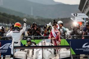 Car #17 / PORSCHE TEAM (DEU) / Porsche 919 Hybrid Hybrid  / Timo Bernhard (DEU) / Mark Webber (AUS) / Brendon Hartley (NZL)6 Hours of Fuji at Fuji International Speedway - Shizuoka - Japan