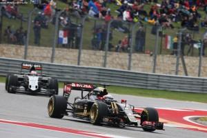 Motor Racing - Formula One World Championship - United States Grand Prix - Race Day - Austin, USA