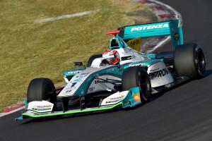 Super Formula Sugo 2015 Kazuki Nakajima