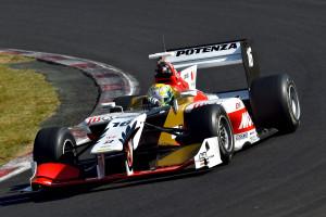 Super Formula Sugo 2015 Naoki Yamamoto
