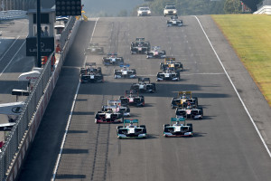 Super Formula Sugo 2015 Start