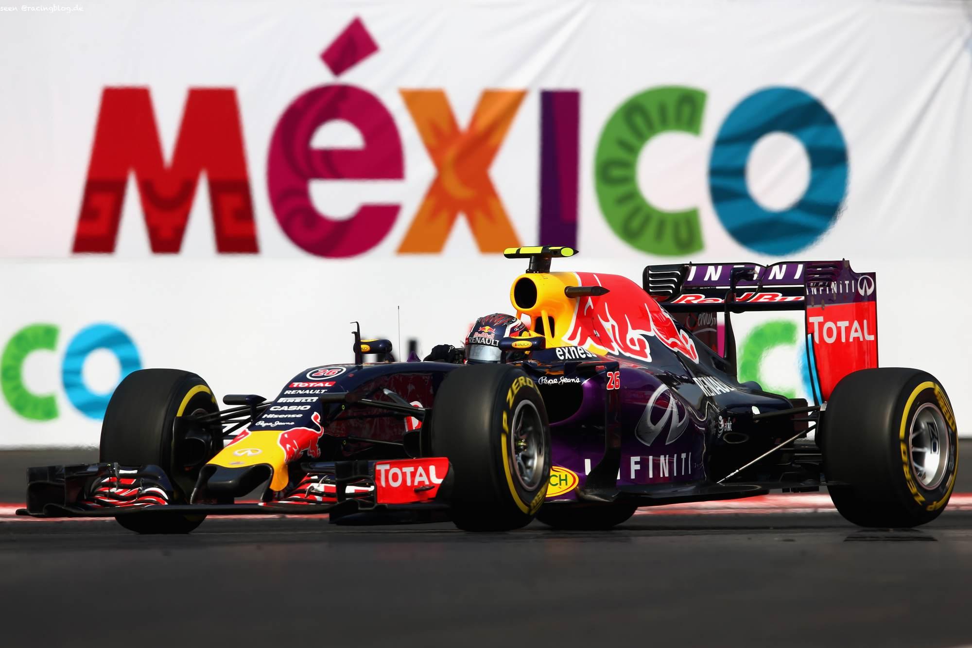 formel eins mexiko