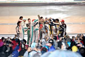 Super Formula Suzuka 2015 Celebration