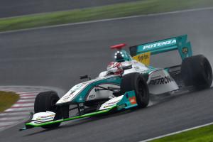 Super Formula Suzuka 2015 Kazuki Nakajima