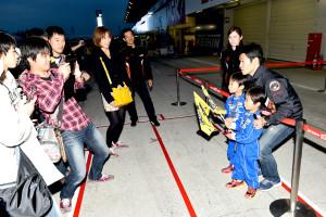 Super Formula Suzuka 2015 Kidswalk