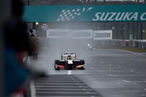 Super Formula Suzuka 2015 Naoki Yamamoto