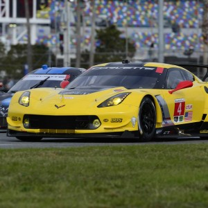 8-10 January,  2016, Daytona Beach, Florida USA 4, Chevrolet, Corvette C7, GTLM, Oliver Gavin, Tommy Milner, Marcel Fassler ©2016, Richard Dole LAT Photo USA