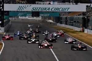 Super Formula 2016 Suzuka Exhibition Race