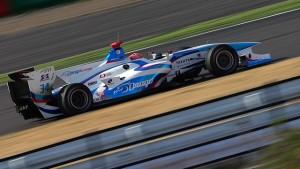 Super Formula 2016 Takashi Kogure