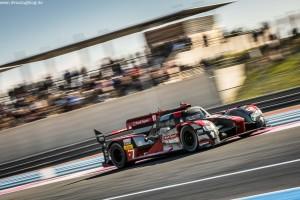 Car #7 / AUDI SPORT TEAM JOEST / DEU / Audi R18 / Marcel FŠssler (CHE) / AndrŽ Lotterer (DEU) / Benoit TrŽluyer (FRA) - WEC Prologue at Circuit Paul Ricard - Le Castellet - France  -
