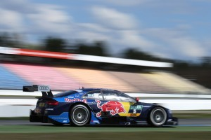 Motorsports: DTM Test Hockenheim