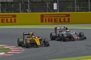 F1 - SPAIN GRAND PRIX 2016