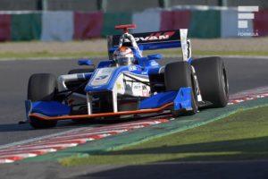 Super Formula Suzuka 2016 James Rossiter