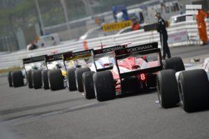 Super Formula Suzuka 2016 Qualifying