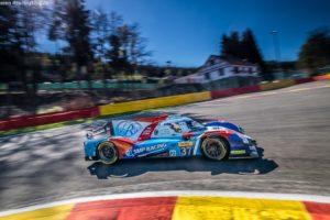 Car # 37 / SMP RACING / RUS / BR01 - Nissan / Vitaly Petrov (RUS) / Kirill Ladygin (RUS) / Victor Shaytar (RUS) - WEC 6 Hours of Spa - Circuit de Spa-Francorchamps - Spa - Belgium