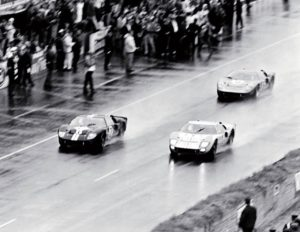 1966 Le Mans finish 1