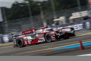 #8 AUDI SPORT TEAM JOEST (DEU) / MICHELIN / AUDI R18 / Lucas DI GRASSI (BRA) / LoÏc DUVAL (FRA) / Oliver JARVIS (GBR)Le Mans 24 Hour - Circuit des 24H du Mans  - Le Mans - France