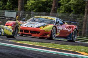 #55 AF Corse Vorschau Le Mans '16