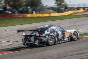 Car # 88 / ABU DHABI-PROTON RACING / ARE / Porsche 911 RSR / Khaled Al Qubaisi (ARE) / David Heinemeier Hansson (DNK) / Patrick Long (USA) - WEC 6 Hours of Spa - Circuit de Spa-Francorchamps - Spa - Belgium