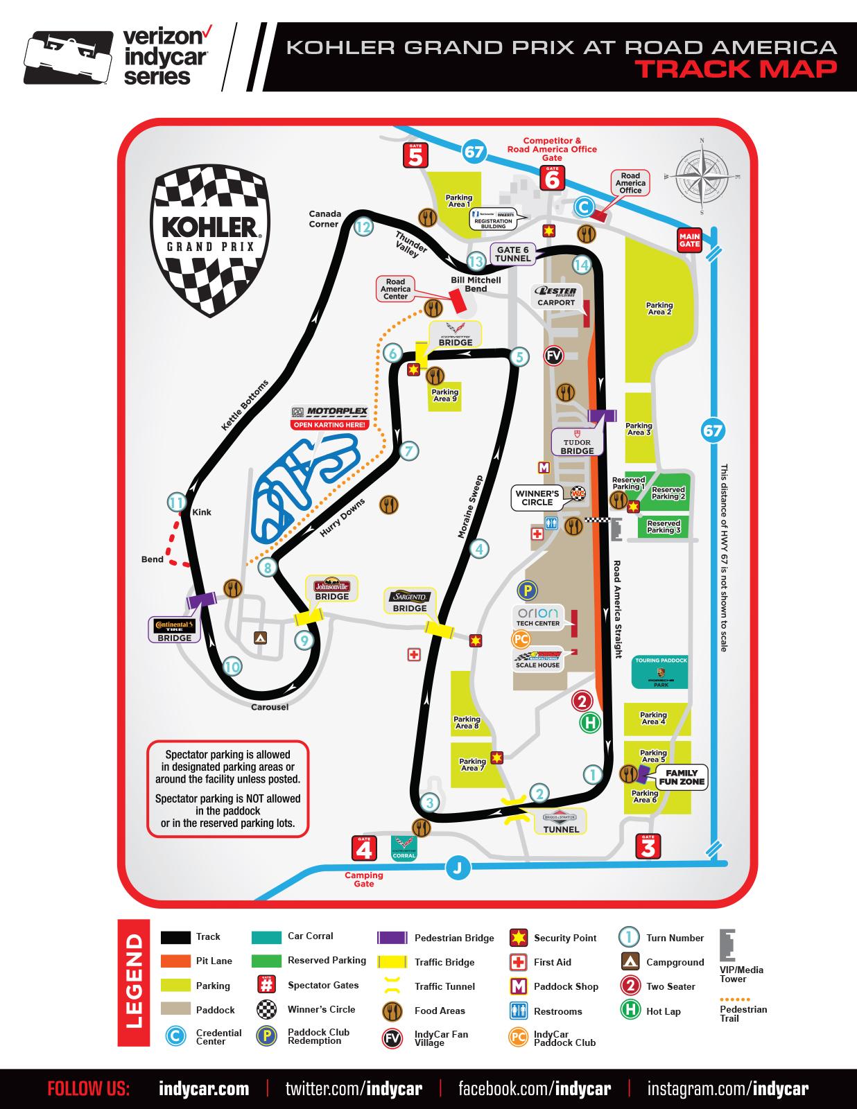IndyCar: Vorschau Kohler Grand Prix at Road America – Racingblog