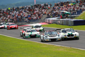 Motorsports / ADAC GT Masters, 4. Event 2016, Red Bull Ring, AUT