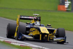 Super Formula Fuji 2016 Kamui Kobayashi