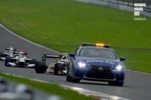 Super Formula Fuji 2016 Safety Car