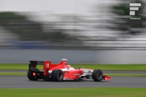 Super Formula Fuji 2016 Takuya Izawa