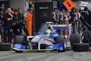 Super Formula Fuji 2016 William Buller