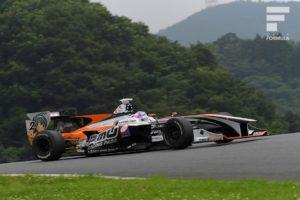 Super Formula Fuji 2016 Yuji Kunimoto