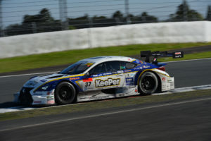 Super GT Fuji Speedway 2016 KeePer TOM's RC F